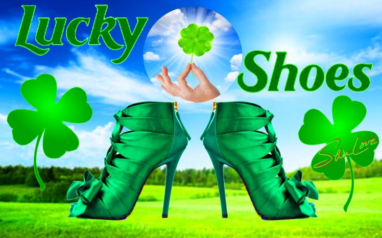 lucky shoes sher love