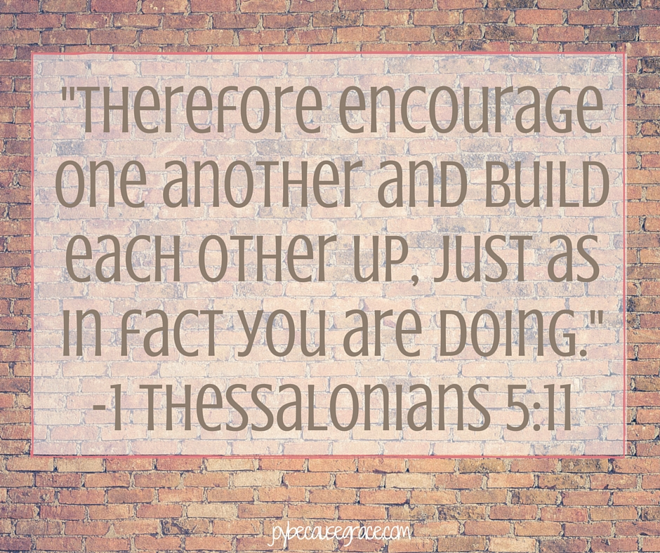 As Christians, it is super important to build each other up. Here are four uplifting and simple ways you can encourage a friend.