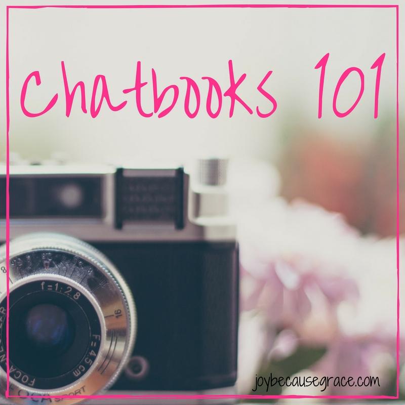 Chatbooks 101