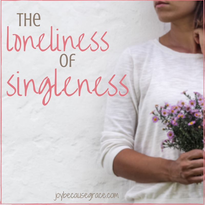 One of the prime reasons it's so hard to be single is the loneliness it brings. Here are 5 ways we can stop loneliness in it's tracks.