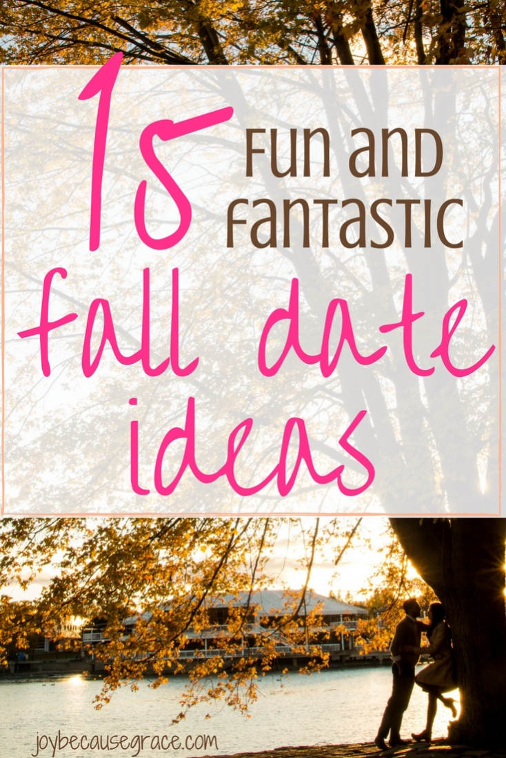 Looking for some fun fall date ideas to go on with your boyfriend or a best friend? Look no further! Here are fifteen date ideas for autumn.