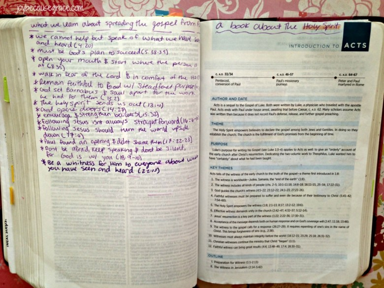 Bible Journal 10