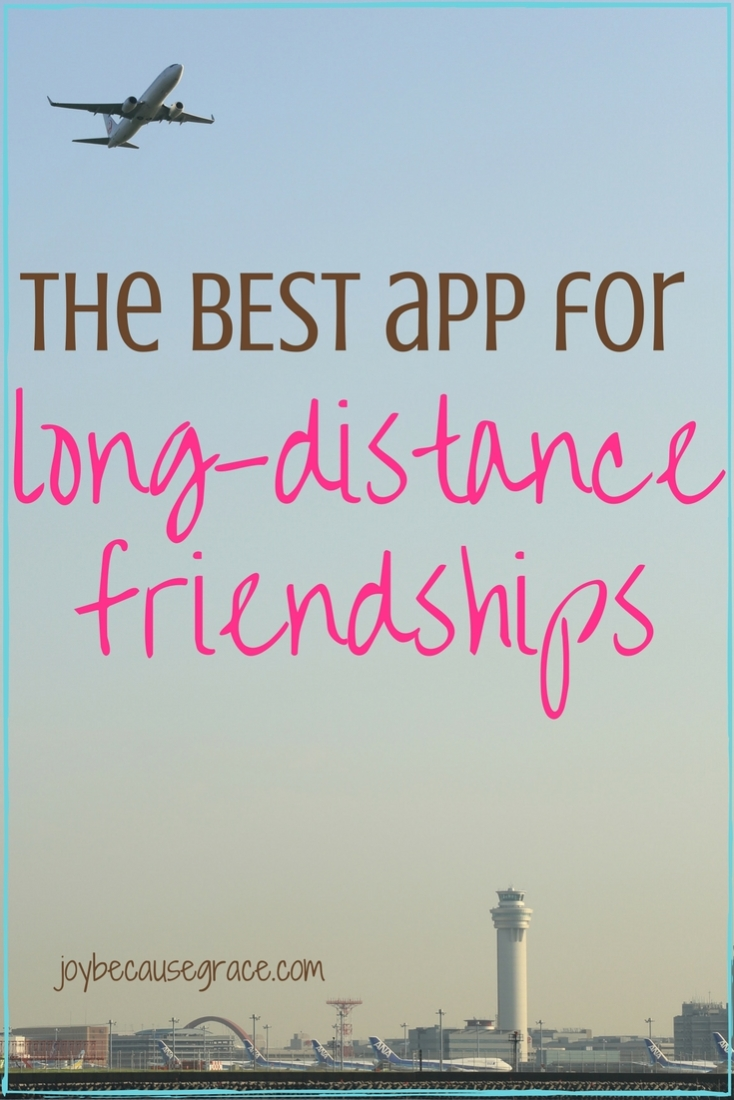 Communicating in a long-distance friendship can be difficult, but it doesn't have to be. Through this app, communication across miles is so easy!