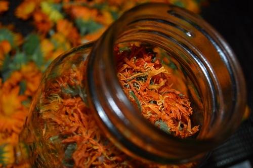 calendula dried