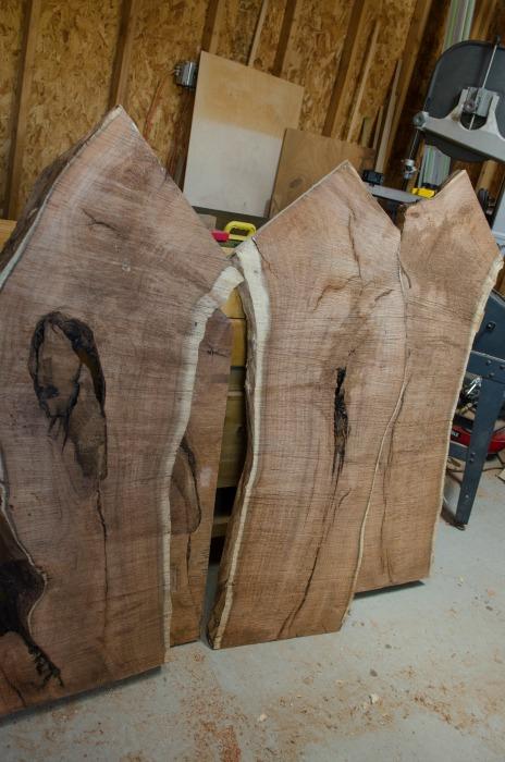 Air Drying Hardwood Lumber