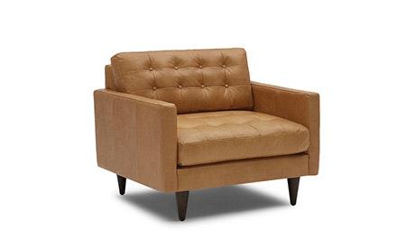 sleeper chair chairs on sale eliot twin joybird quick ship leather