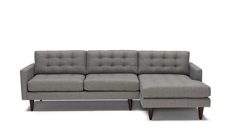 easy to clean sofa material crate barrel eliot sleeper joybird sectional