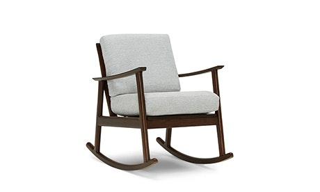cheap modern rocking chair zinger accessories chairs gliders joybird quick view paley