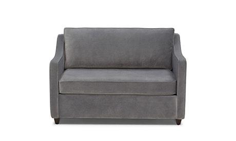 sleeper chair strong back chairs eliot twin joybird brooks sofa