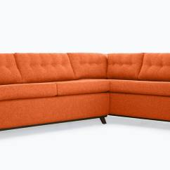 Convertible Sofa Bed Sectional Set Showroom In Mumbai Hopson Bumper Sleeper Joybird Main Gallery Image