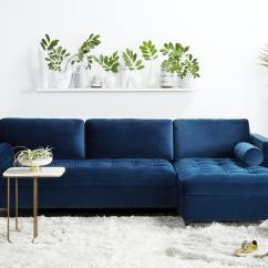 Justin Ii Fabric Reclining Sectional Sofa Sofas For Flats Uk Briar Sleeper Joybird Main Gallery Image