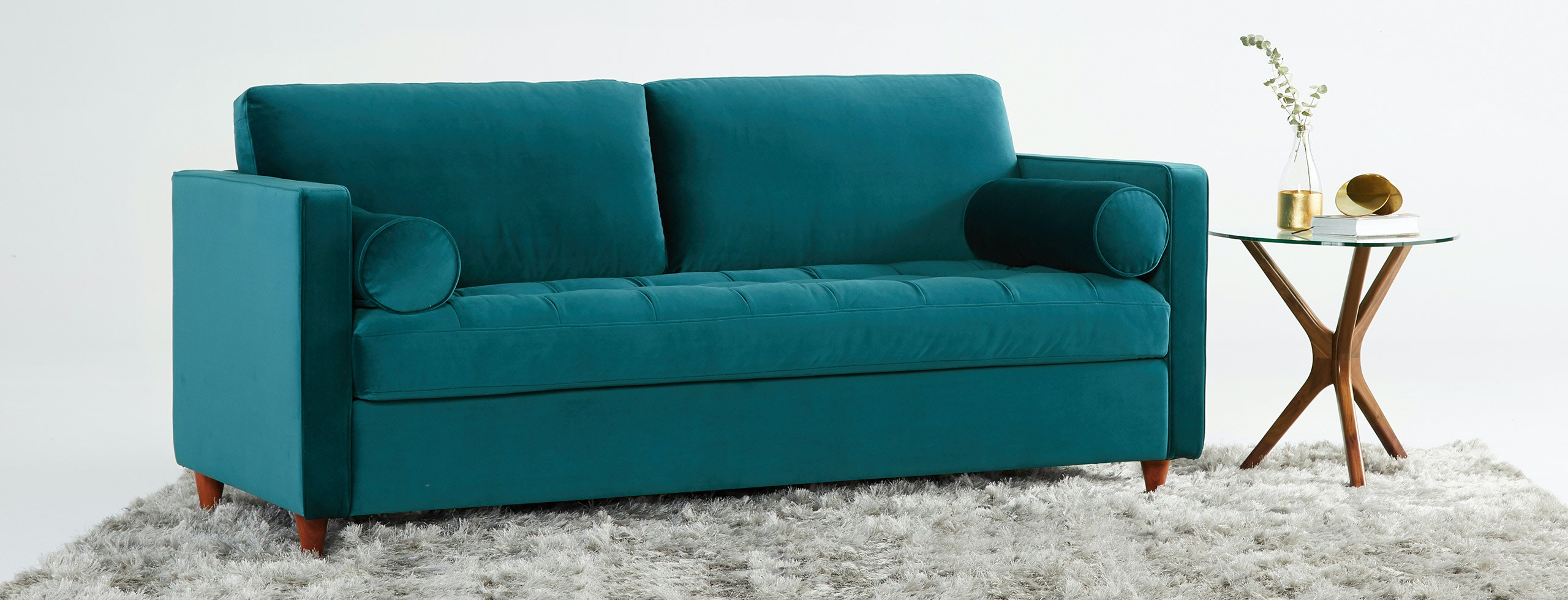 sleeper sofa made in usa designer set images velvet cococohome clic chesterfield fabric