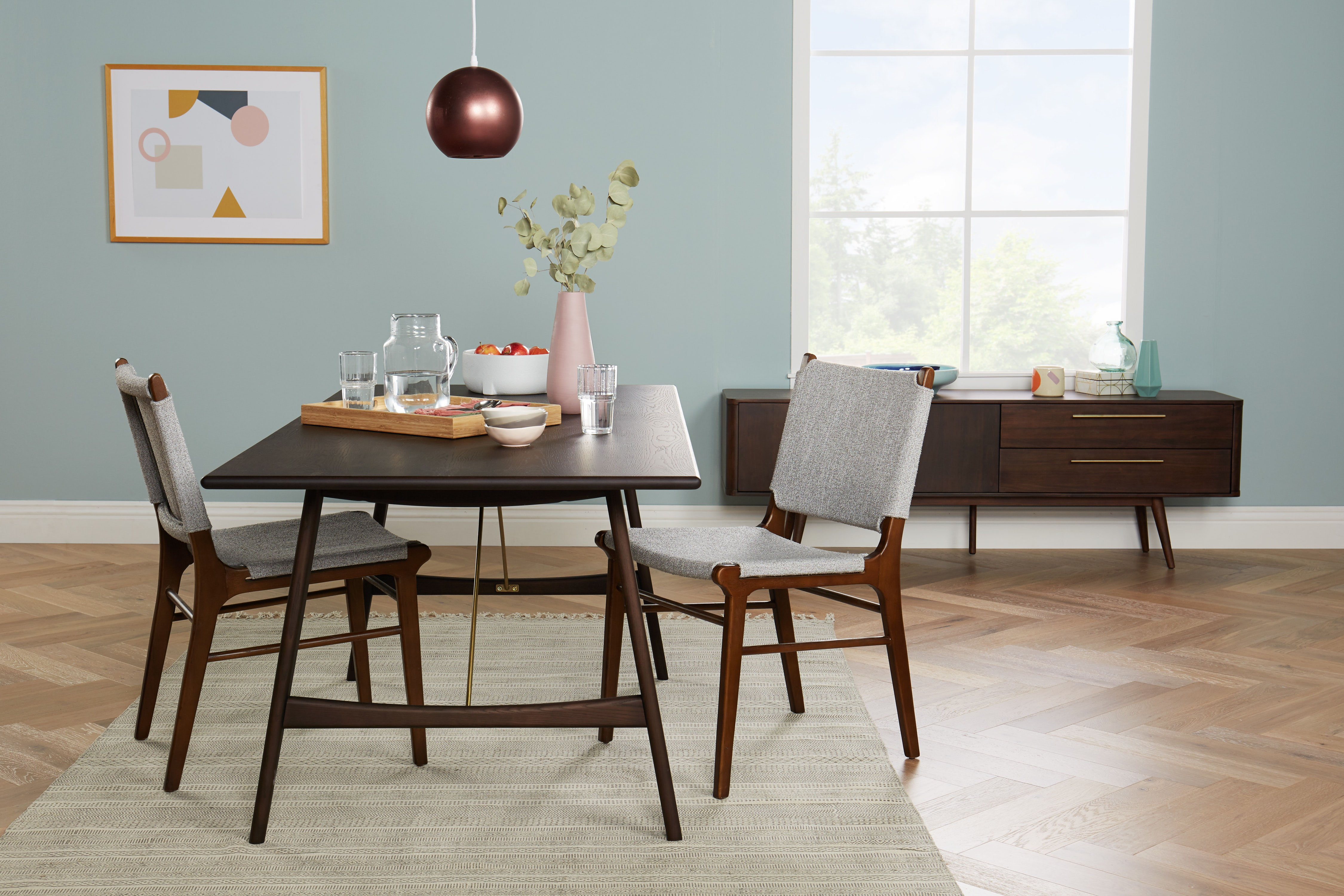 Dining Chair Set Of 2 Gene Dining Chair Set Of 2