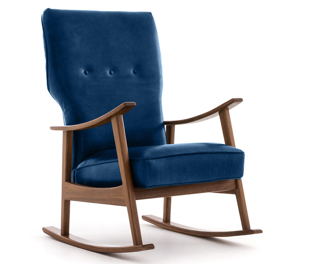 Leather Rocking Chair Keyser Leather Rocking Chair