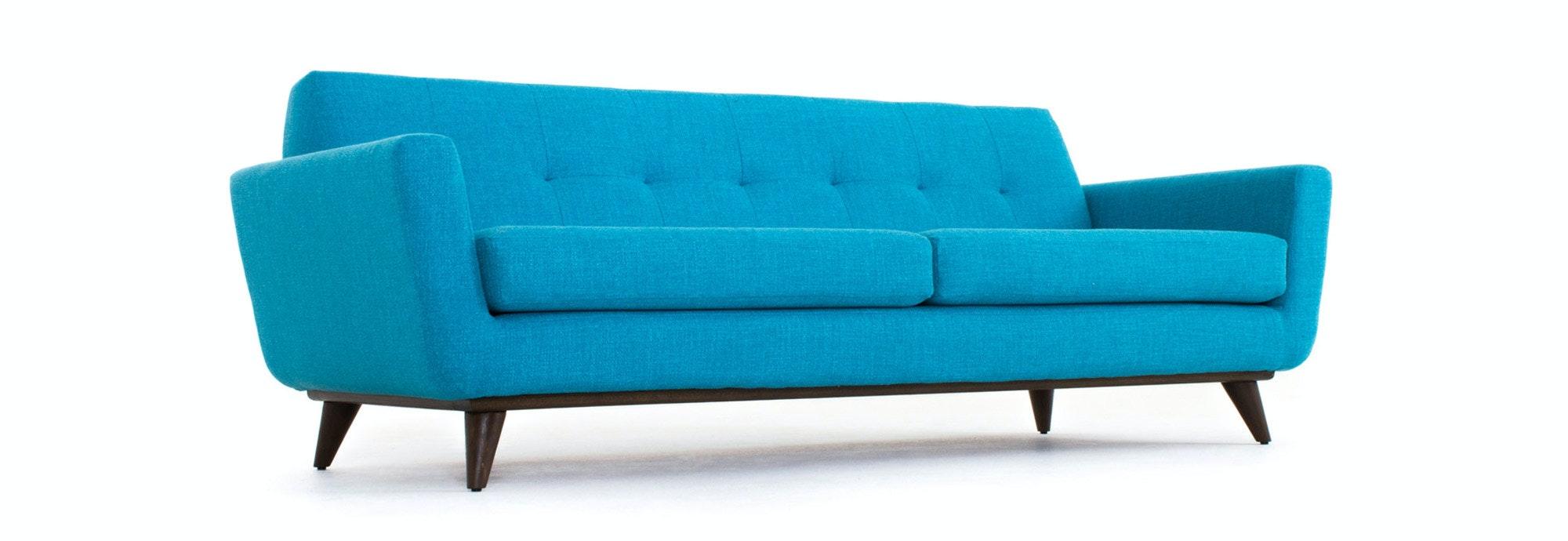 aqua sofa pottery barn sofas quality hughes joybird the ultimate showpiece