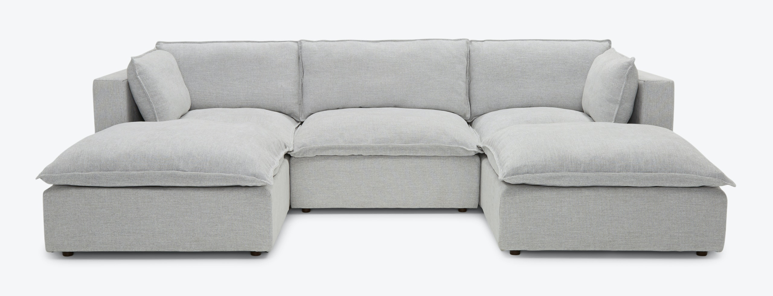 haine modular u chaise sectional