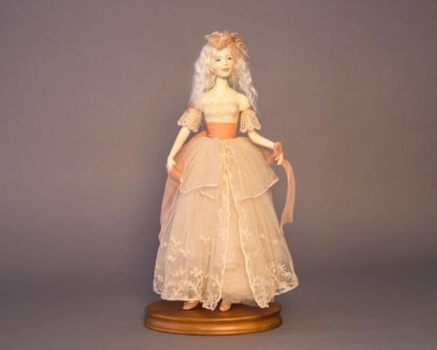 Delilah - One of a Kind - Paper Clay - $1,850