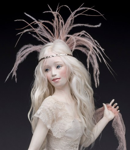 Ena - One of a Kind - Paper Clay - $1,850