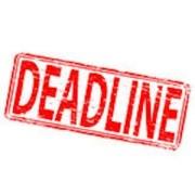 deadline 1