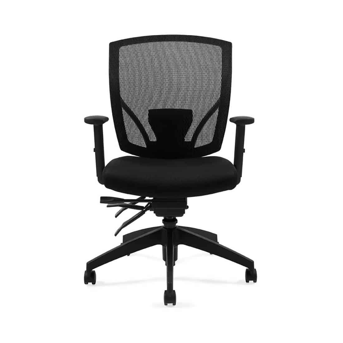 chair 1 2 ergonomic knee global otg mesh executive quick ship joyce