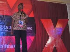 Joyce Daniels Tedx