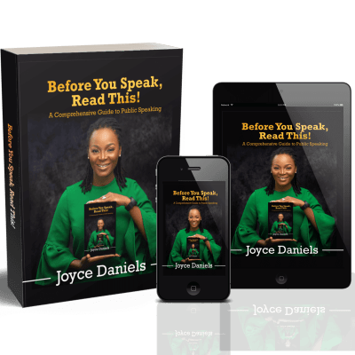 Before You Speak Read this E-book