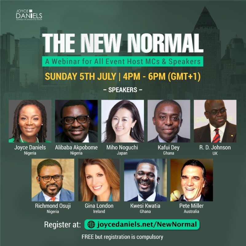 The New Normal Webinar