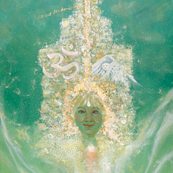 Ascension—the Making of an Angel