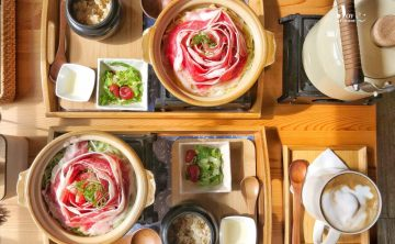 [台南-美食餐廳]小覓秘。麵食所 ♥ 夢幻『鮮燙玫瑰牛肉翡翠麵』少女打卡必點 每日限量供應 ♥ 小Connie愛夢遊。食記