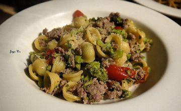 [義式] ♥♥Solo Pasta 小蝸牛 義大利麵  正統義大利料理  居然吃了