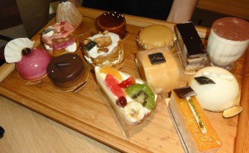 [甜點。下午茶] Turando Cheers&Share 杜蘭朵 (京站) /二訪  ♥ JoyceWu。食記