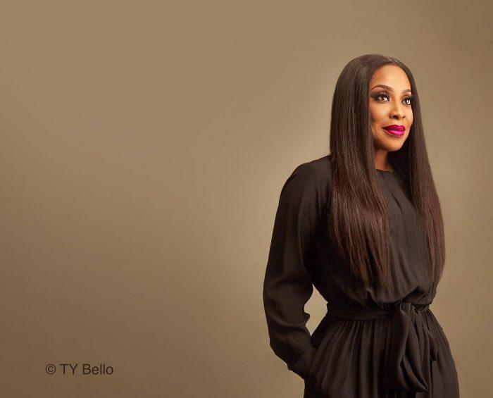 Mo Abudu, the CEO of EbonlyLife TV