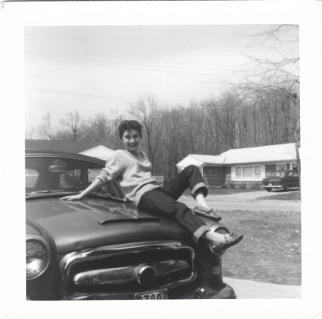 Kitty Genovese circa 1956. Photo from June Murley.Courtesy of The WitnessesFilm, LLC.