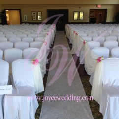 Wedding Chair Covers Reddit Argos Table Decoration For Ceremony Joyce Services