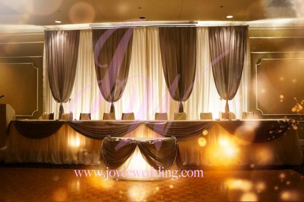 #silver #reception #decoration Joyce Wedding Services