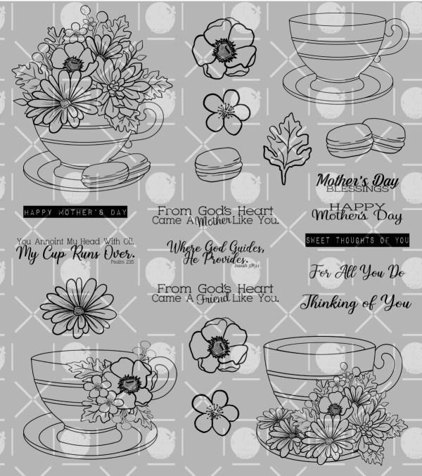 Cup of Joy Digital Set