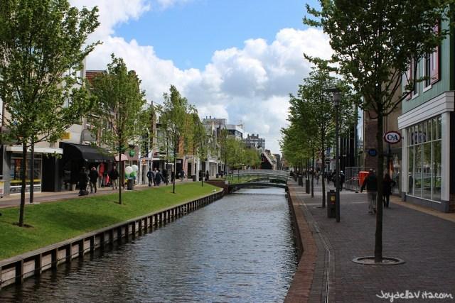 Inntel Hotels Zaan Houses Train Station Netherlands Travel Diary