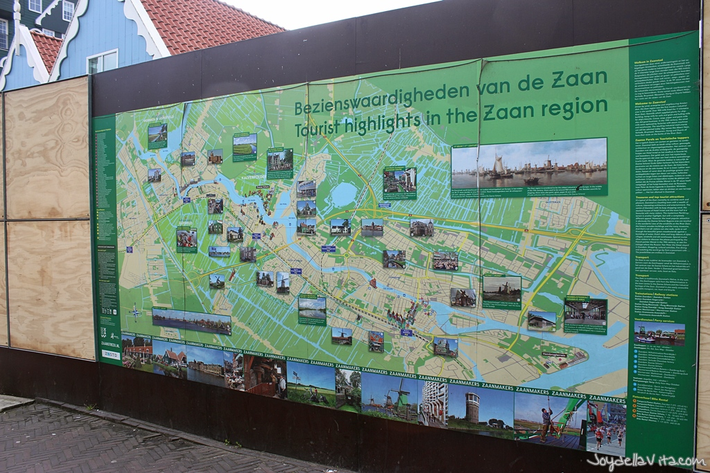 Zaandam Inntel Hotels Zaan Houses Train Station Netherlands Travel Diary