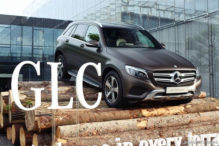 2015 Mercedes-Benz GLC – an ideal Roadtrip Car ?