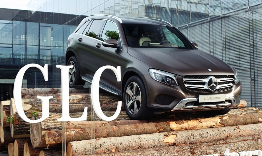 2015 Mercedes-Benz GLC – an ideal Roadtrip Car ?