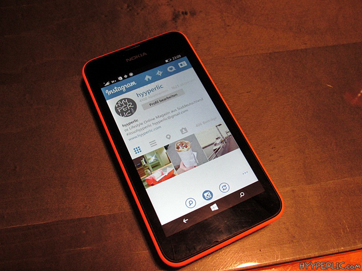 Instagram Apps for Windows Phone