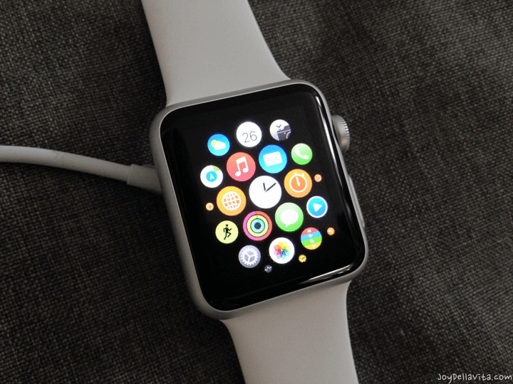 How to take a Screenshot on the Apple Watch