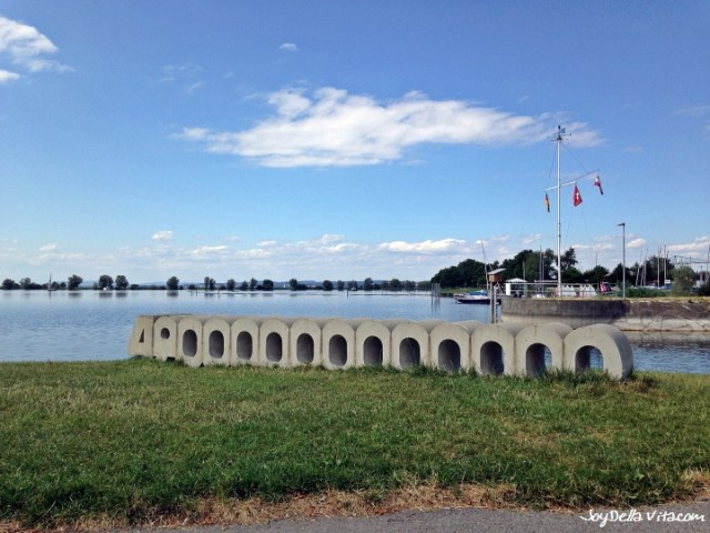 48000000000000 Liter water in Lake Constance