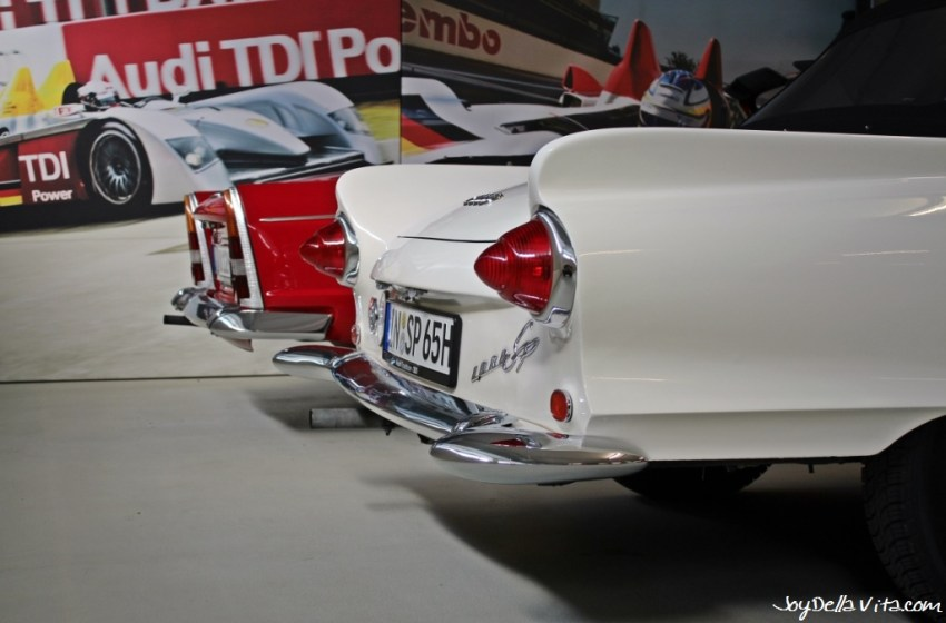 ALL Automobile Museums in Switzerland
