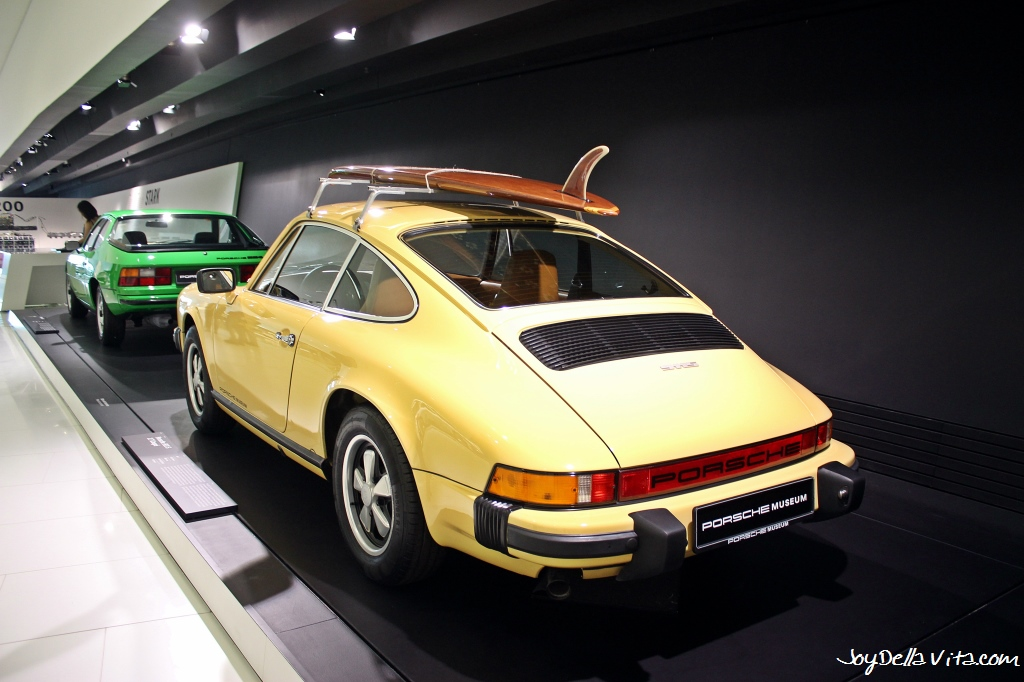 porsche museum stuttgart zuffenhausen joy della vita travelblog. Black Bedroom Furniture Sets. Home Design Ideas