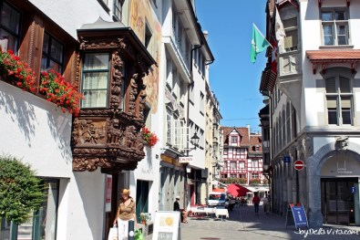 Guided City Tour in St. Gallen Switzerland