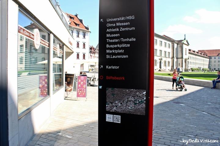 Free St. Gallen Wireless WiFi