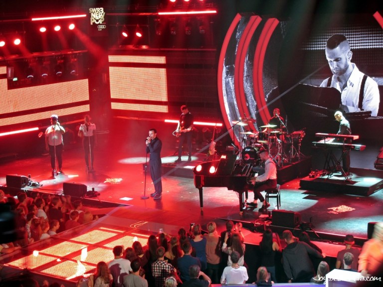 A Night at SWR3 New Pop Festival 2015 powered by Audi