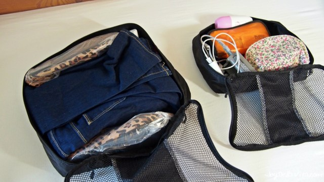 Both my Packing Cubes / Packing Bags