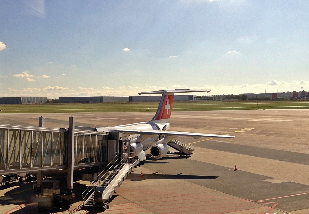 Hello Zurich Airport (ZRH) !